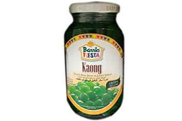 Barrio Fiesta Kaong Green 12oz
