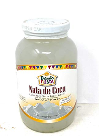 Barrio Fiesta Coconut Gel white 12oz