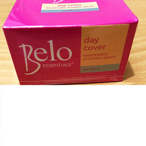 Belo Day Cover W. Vit Cream Yellow