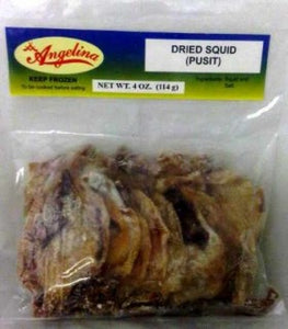 Angelina Dried Squid 4oz