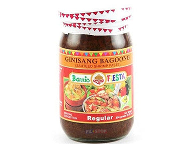Barrio Fiesta Bagoong Regular(8.85oz)