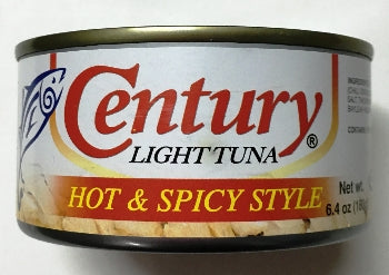 Century Tuna Hot and Spicy