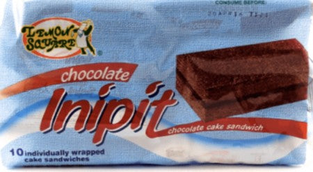 Lemon Square Inipit Chocolate