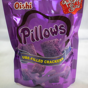 Oishi Pillows Ube 5.29oz Big