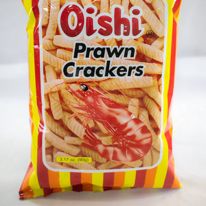 Oishi Prawn Crackers Big