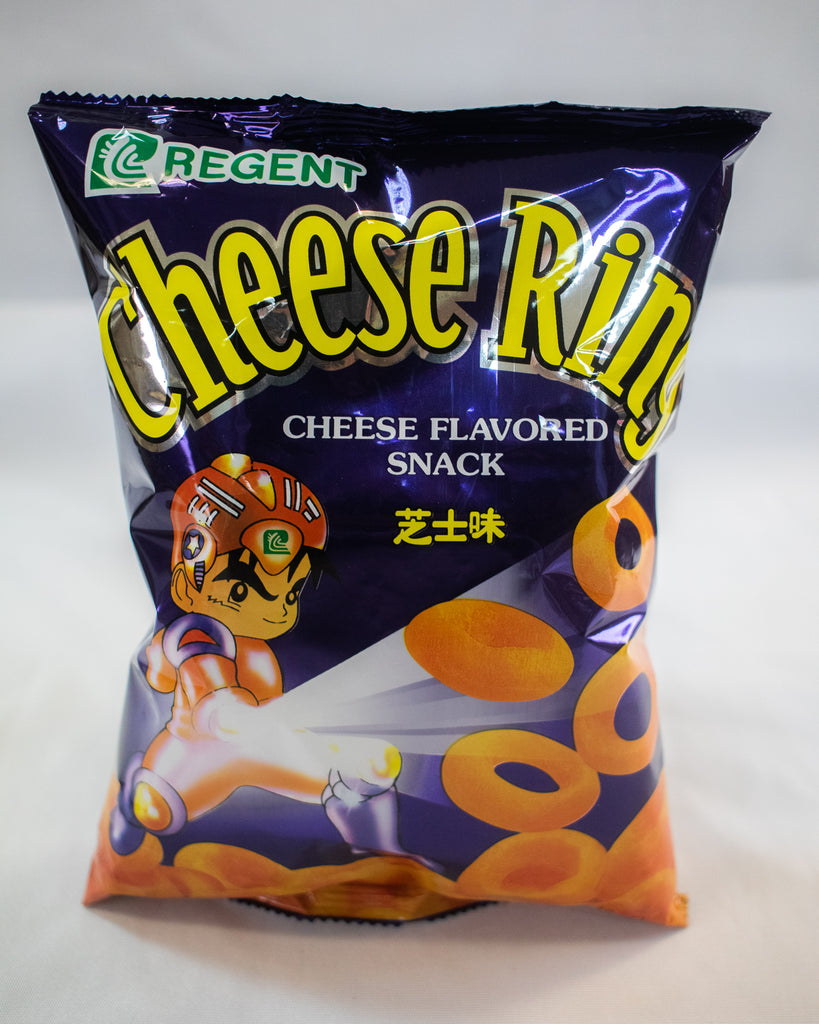 Regent Cheese Rings 60gm