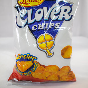 Clover Chips Cheesier