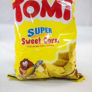 Tomi Sweet Corn Chips 110gm