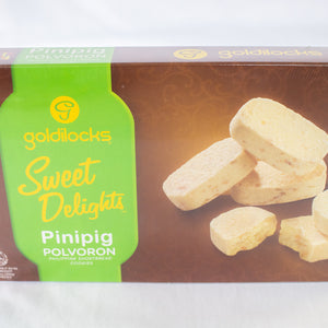 Goldilocks Polvoron Pinipig Box 300g