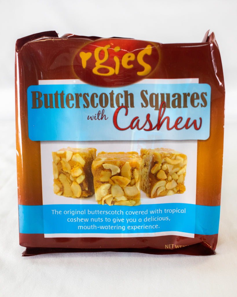 Rgies Butter Scotch Squares