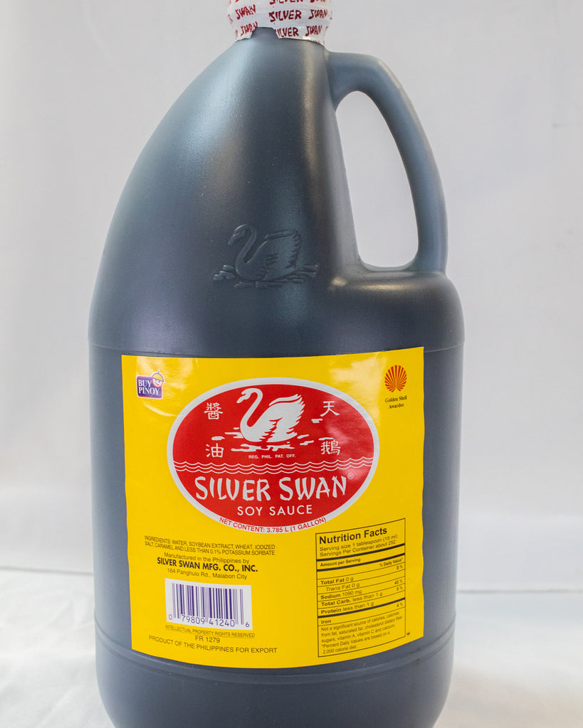 Silver Swan Soy Sauce 1Gal