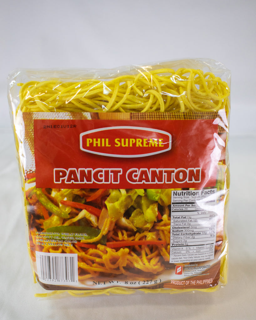Phil Supreme Pancit Canton 8oz