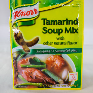 Knorr Tamarind Soup Mix Sampalok 1.41oz
