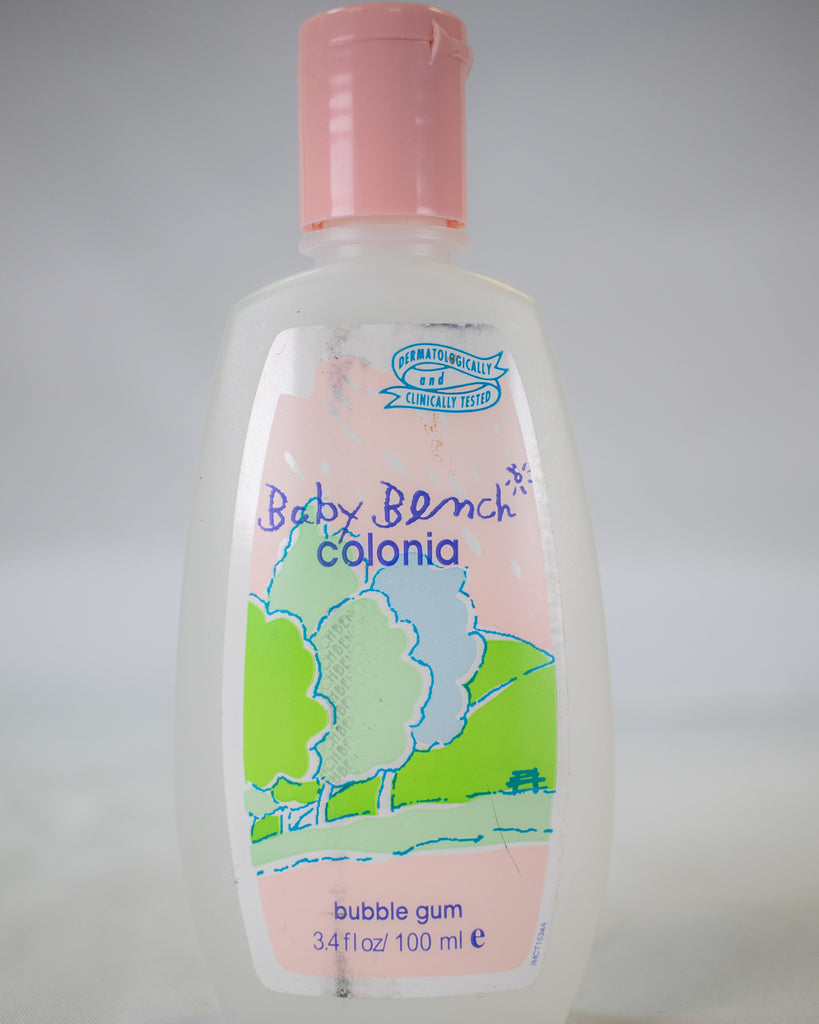 Baby Bench Cologne Bumble Bee Pink 100ml