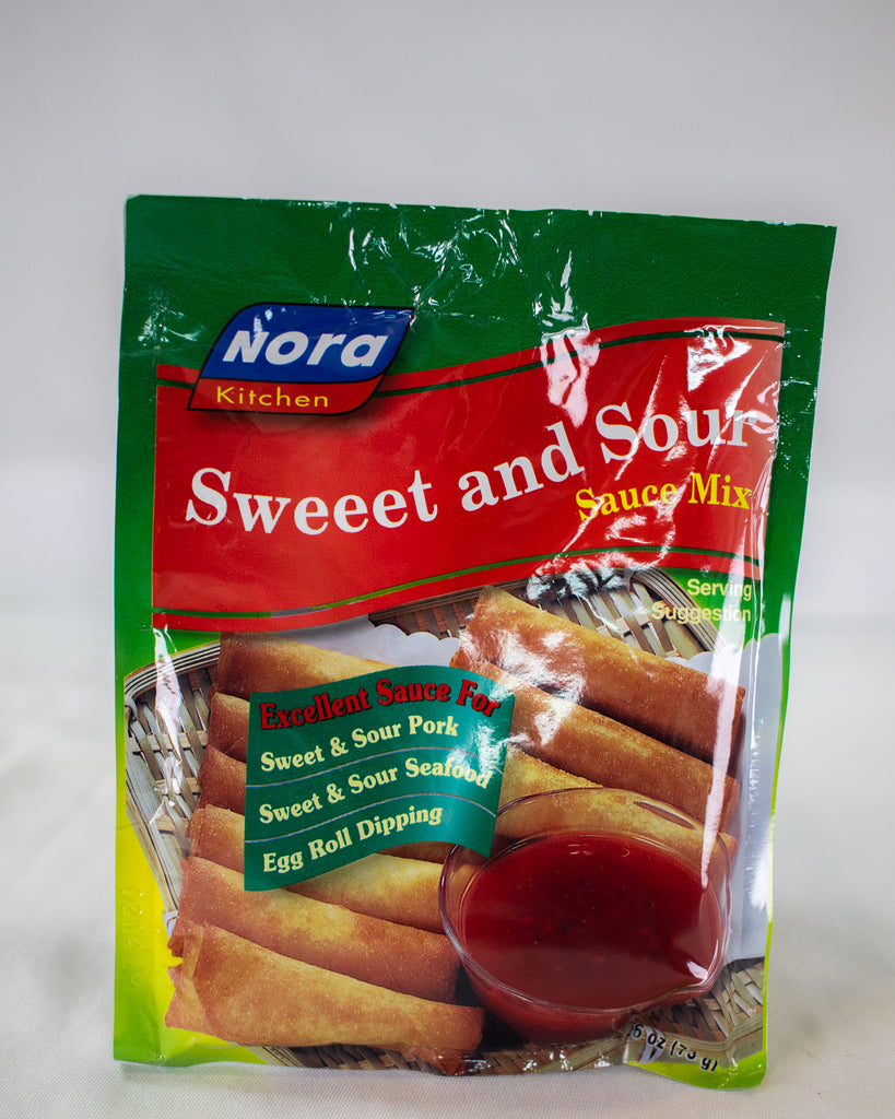 Nora Kitchen Sweet and Sour