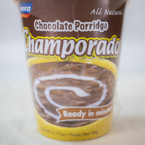 Nora Champorado in Cup