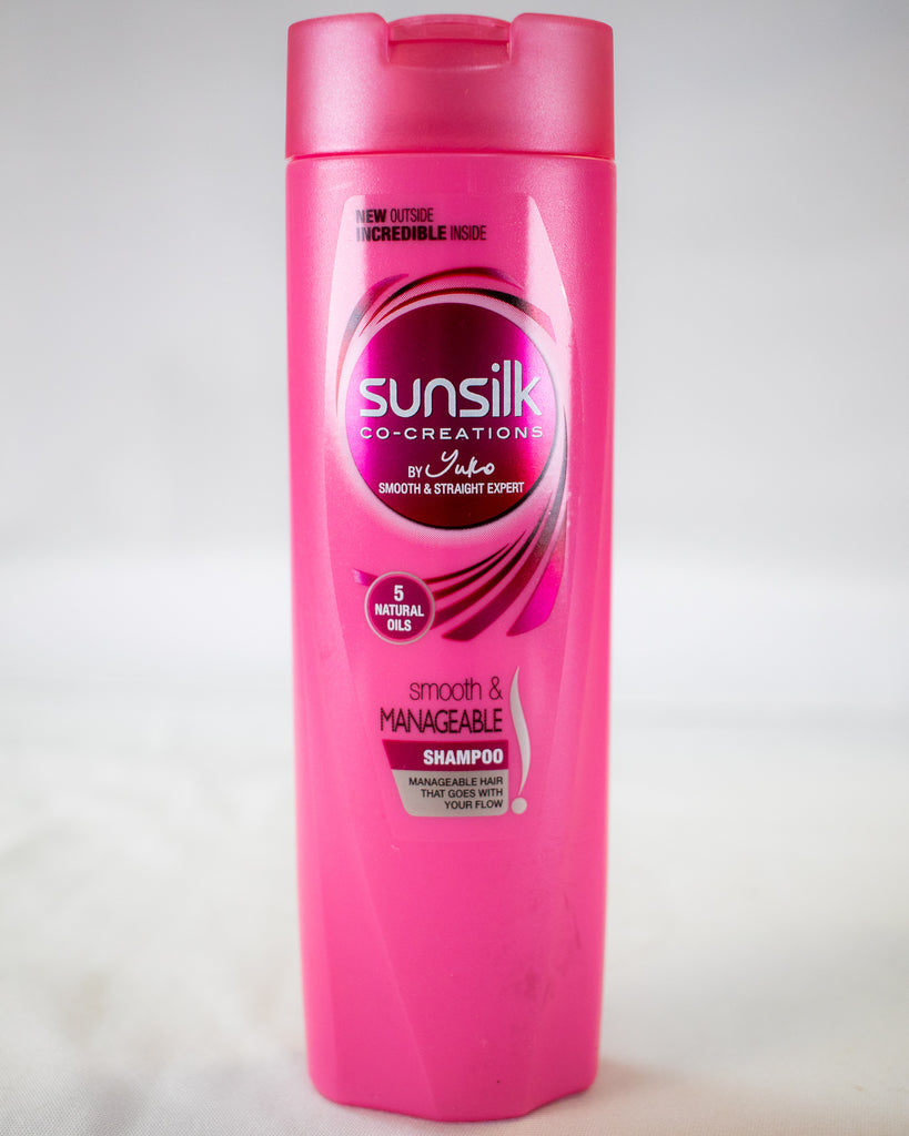 Sunsilk Shampoo Pink 180 ml
