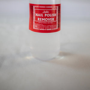 Jackie Nail Polish Remover (120ml)
