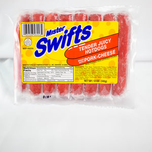 Mr. Swift Hot Dog Regular 12oz
