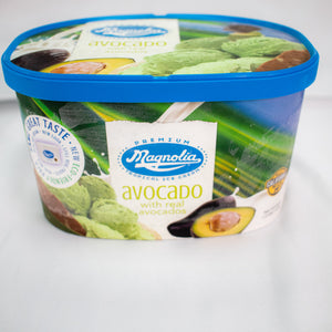 Magnolia Avocado Ice Cream