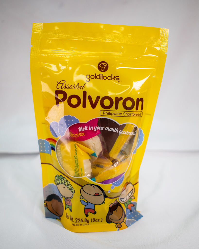 Goldilocks Polvoron Assorted