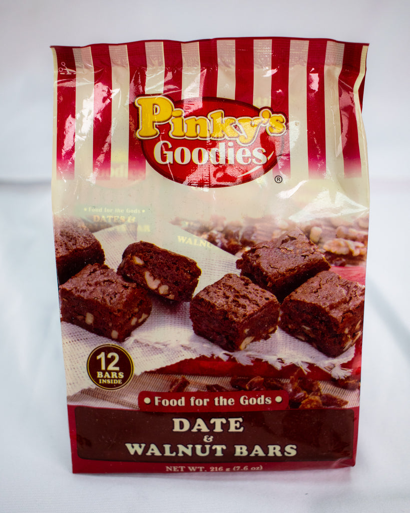 Pinky`s Goodies Date & Nuts 12bars