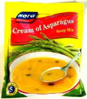 Nora Kitchen Cream of Asparagus