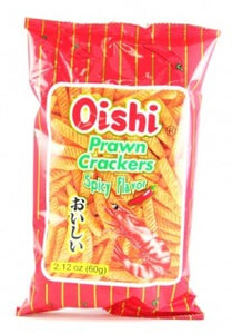 Oishi Prawn Cracker Spicy