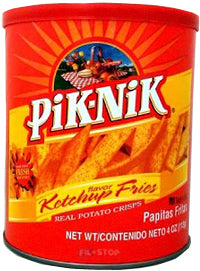 Piknik Ketchup Fries 4oz