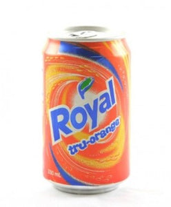 Royal True Orange Can 3 Pack