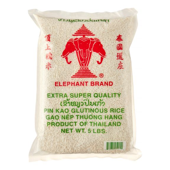 R.W. Elephant Sweet Rice 5lbs