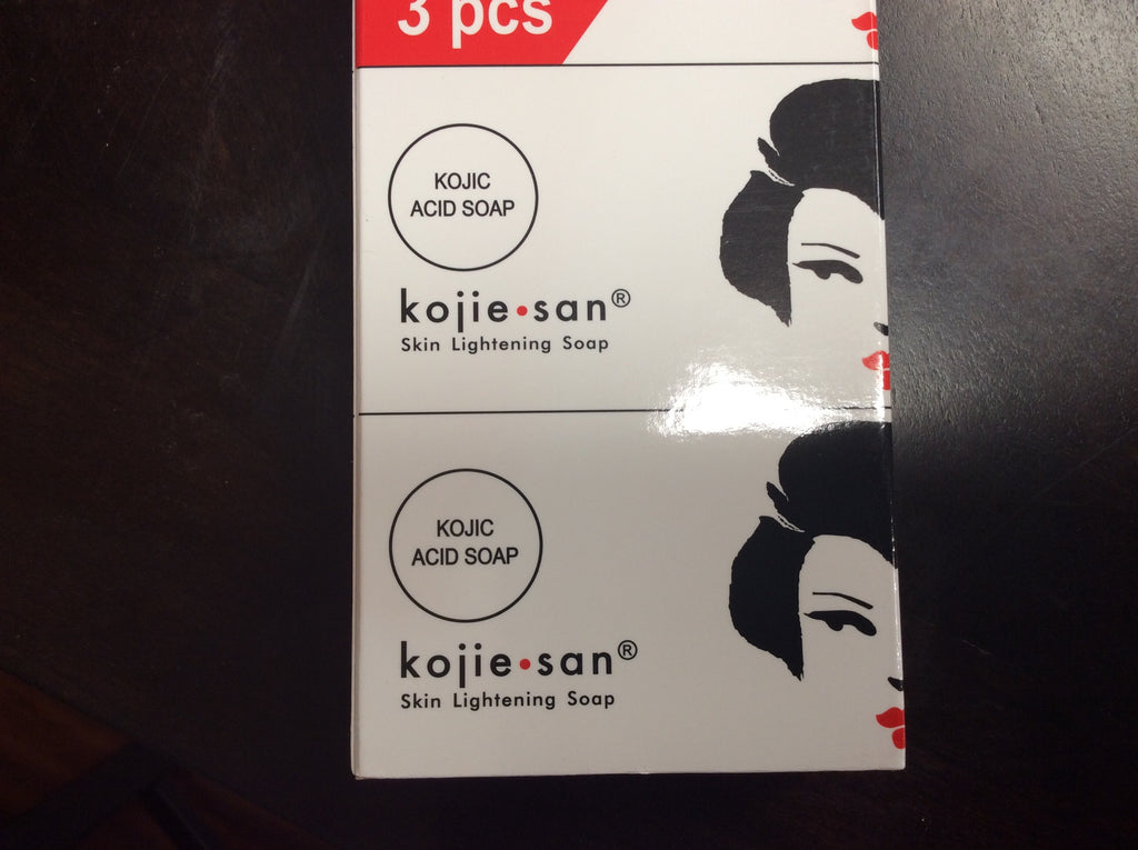 Kojie San Soap 3 Pack