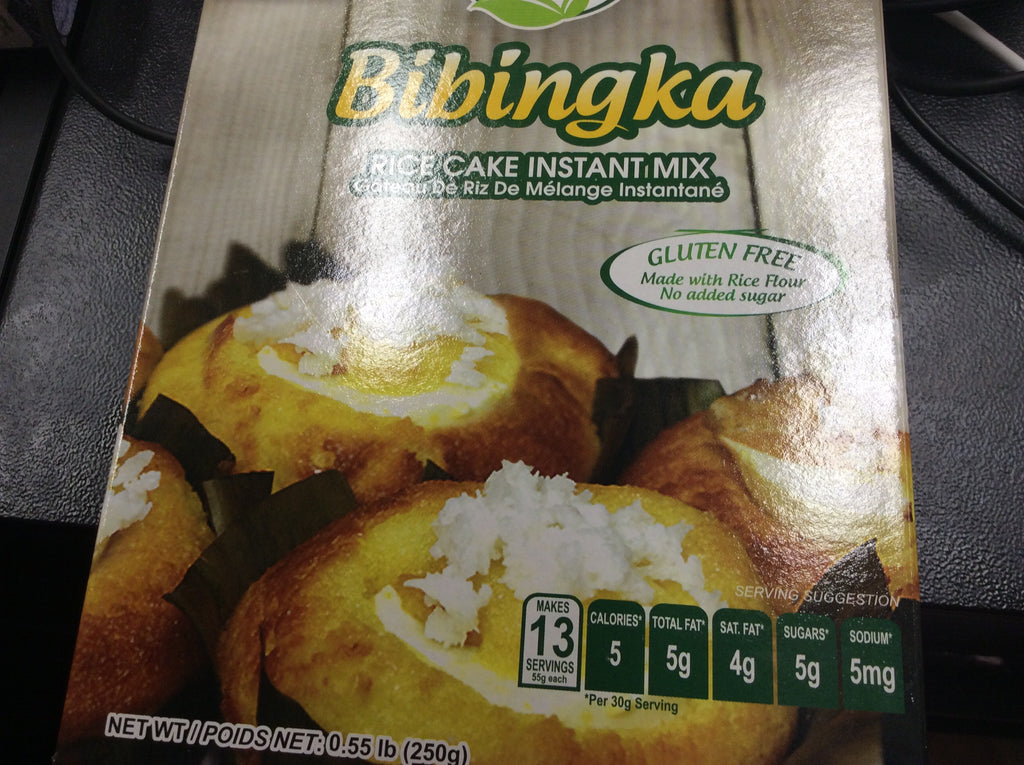 Green Leaves Bibingka Mix 250gm