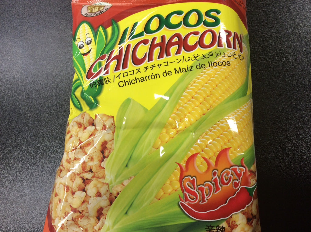 Ilocos Chicharon Spicy small 100g