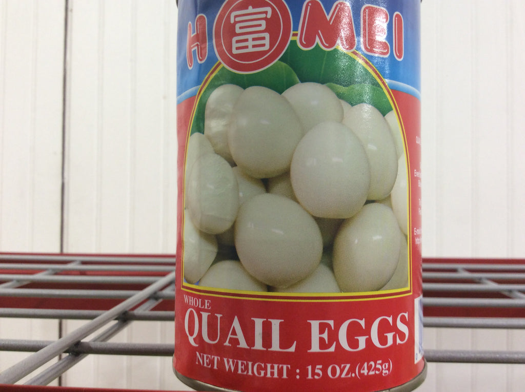 Homei whole Quail Eggs 15oz