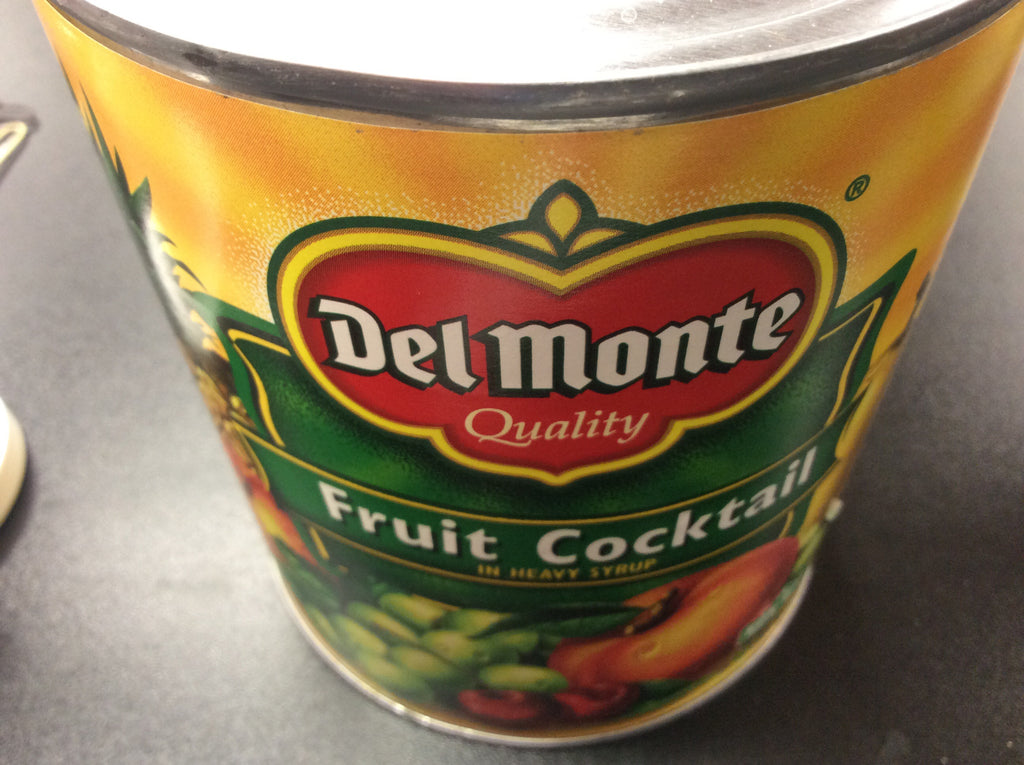 Del Monte Fruit Cocktail 30 oz