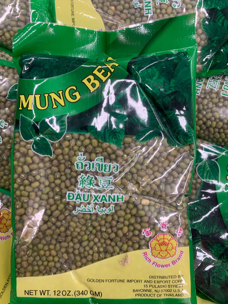 Rich Flower Mung Bean