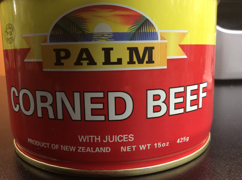 Palm Corned Beef 15oz