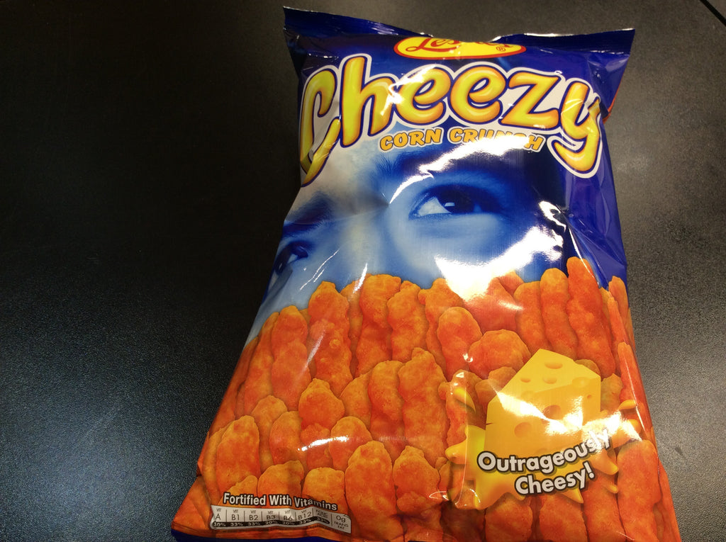 Leslie's Cheezy Corn Crunch Orig 5.29oz
