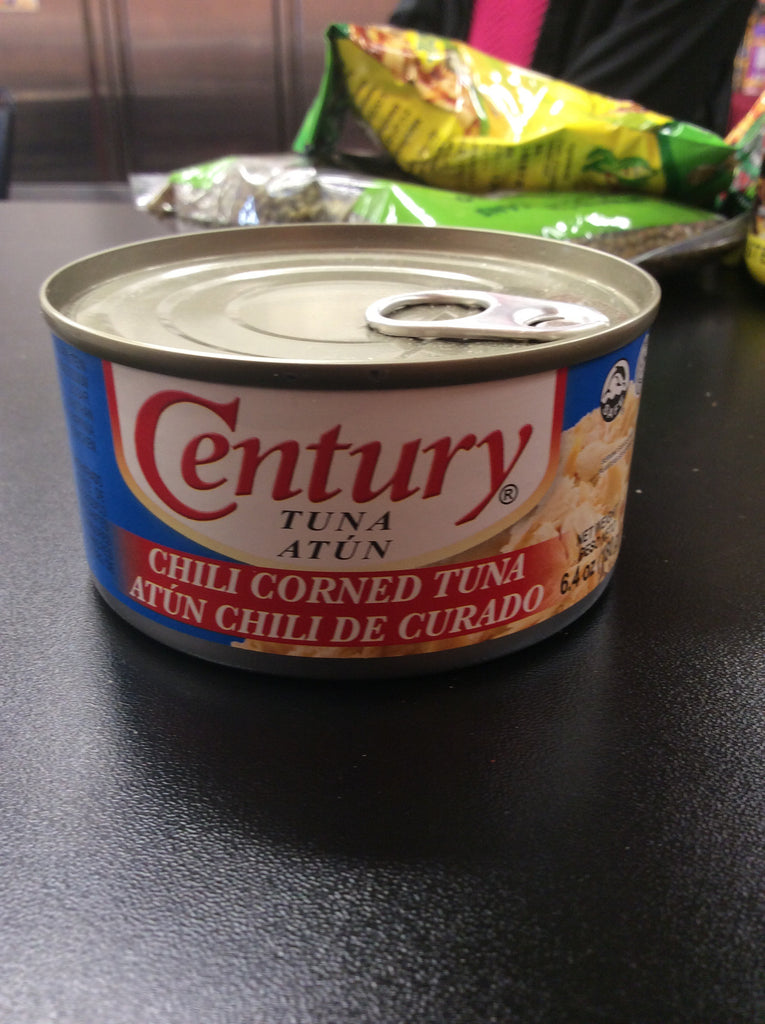 Century Chili Corned Tuna