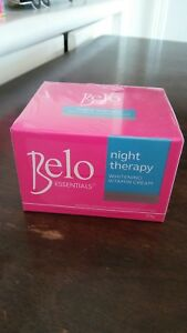 Belo Night Therapy Blue W. Vit Cream