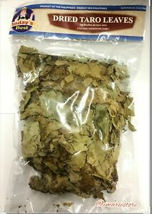 Inday's Best  Dried Taro Leaves 3.5oz
