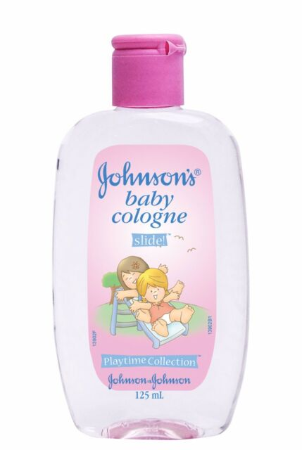 Johnsons Baby Cologne Slide Pink 125mL