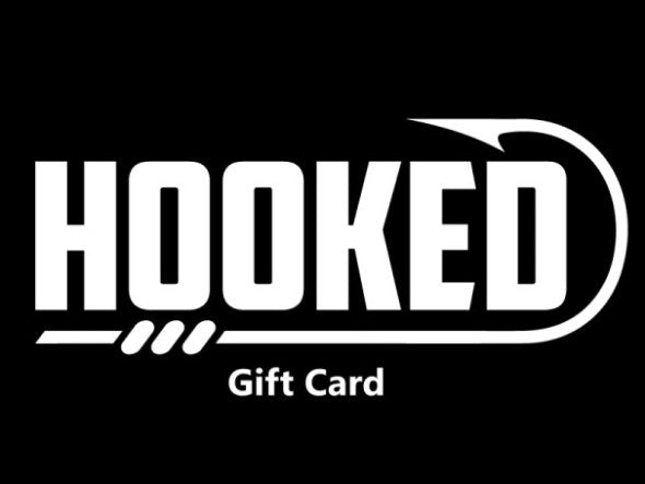 Hooked Gift Card