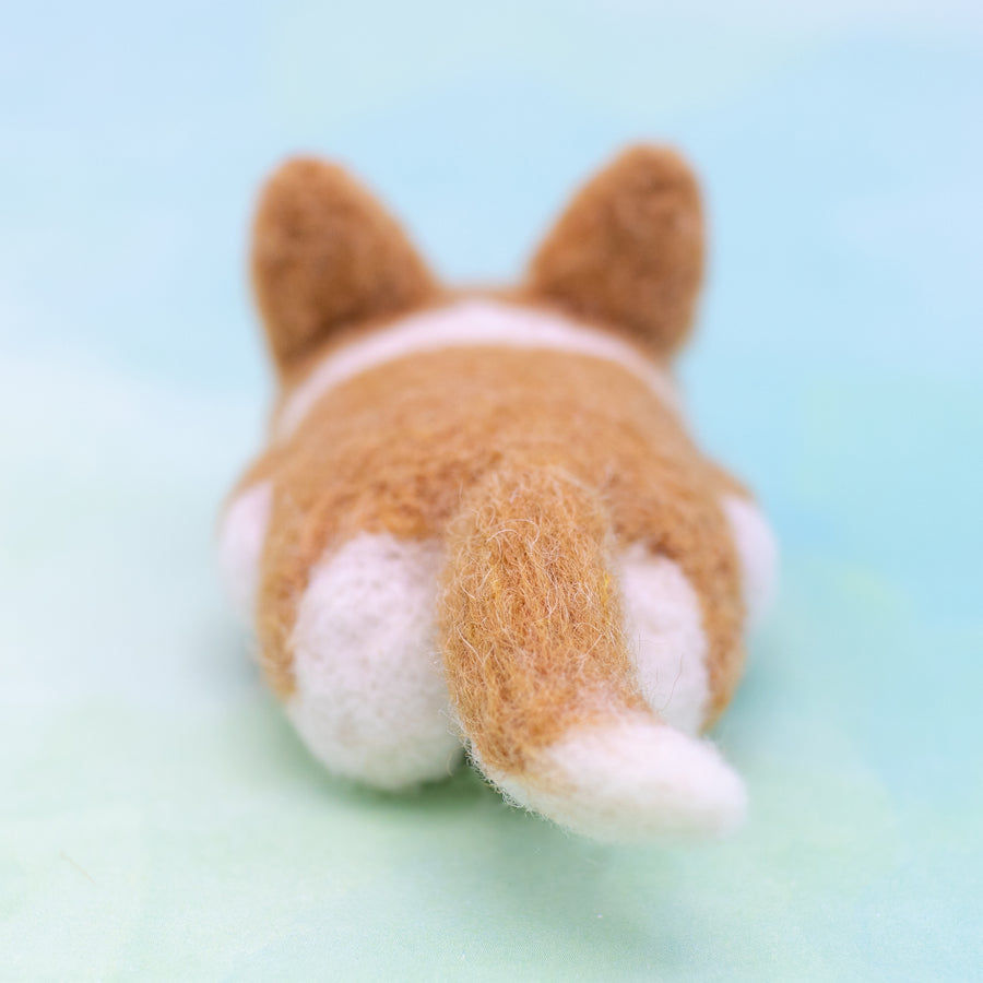 Nekoro Red Corgi with Tail