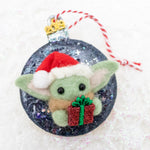 RESERVED FOR MARGARITA: [PREORDER] Baby Yoda Ornament