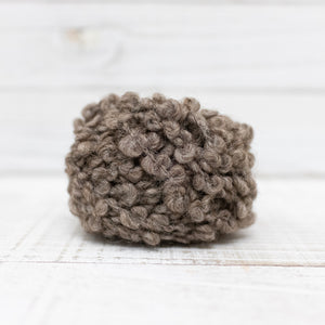 Hamanaka Looped Felting Yarn 10m - #3 Brown