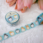 Mind Wave Corgi Washi Tape, Japanese Masking