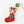 Load image into Gallery viewer, Rudolph Corgi Christmas Stocking Ornament
