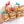 Load image into Gallery viewer, Easter Corgi Basket Brooch - UV Color Changing White Eggs